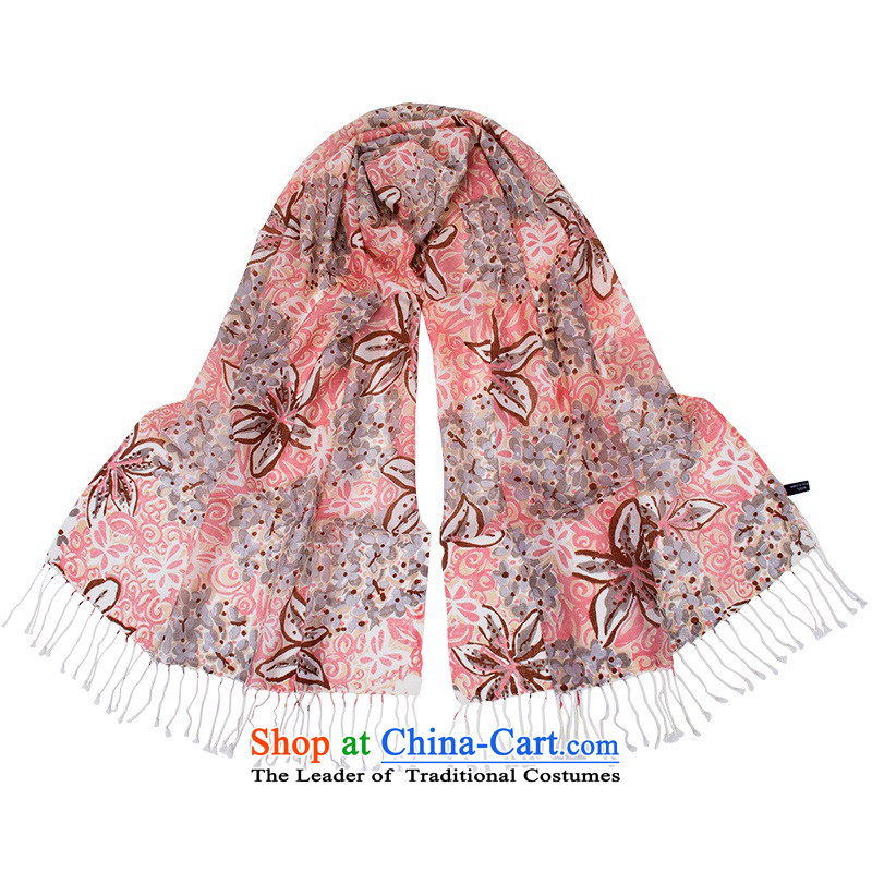 Wool blend yarn antifreeze shawl 2015 Office air-conditioning shawl sweet shawl scarf two with gray
