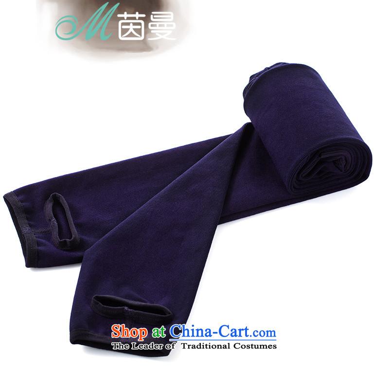 Athena Chunew autumn 2015 Cayman thin trousers socks just elections 853200209 Arts- navy blue blue navy blue