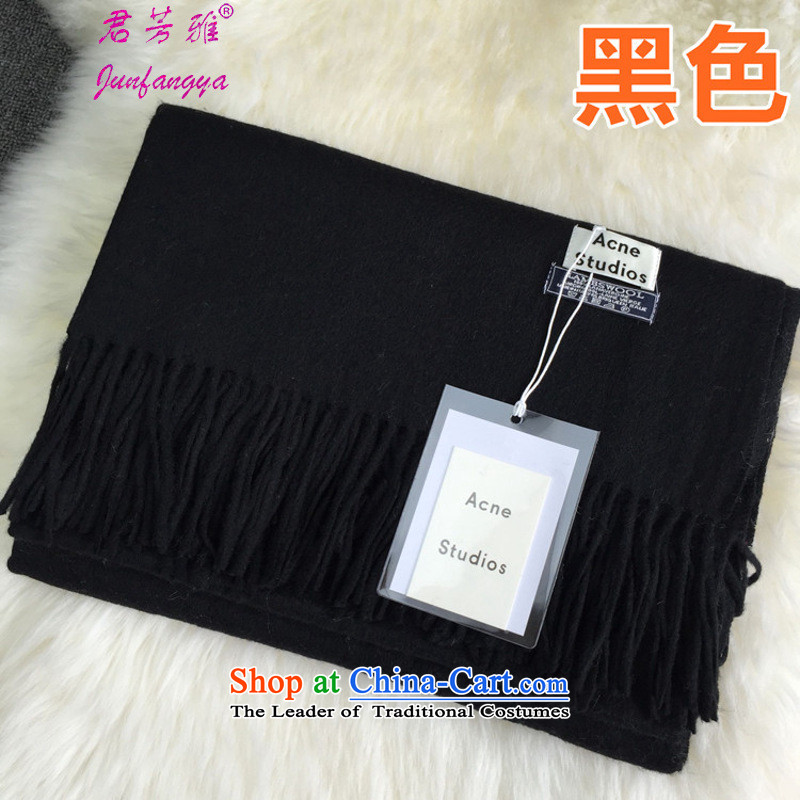 Kwan Fong Nga entertainers to fleece /pashmina shawl handkerchief also black men and women