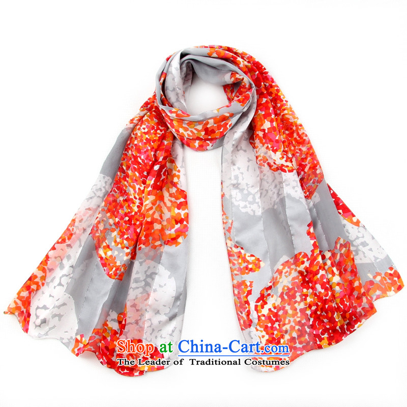Shanghai Story stylish satin long sunscreen silk scarf beach towel encryption Women Korean style content flowing herbs extract scarves, Shanghai 158063 gray story STORY IN SHANGHAI) , , , shopping on the Internet