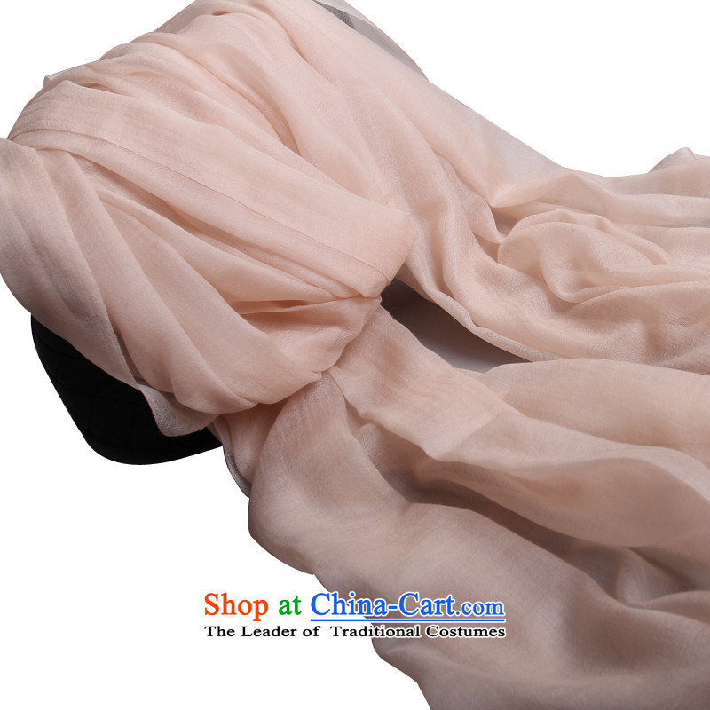 Shanghai Story autumn and winter warm Cashmere scarf 300 Pure color rings lint-free shawl color