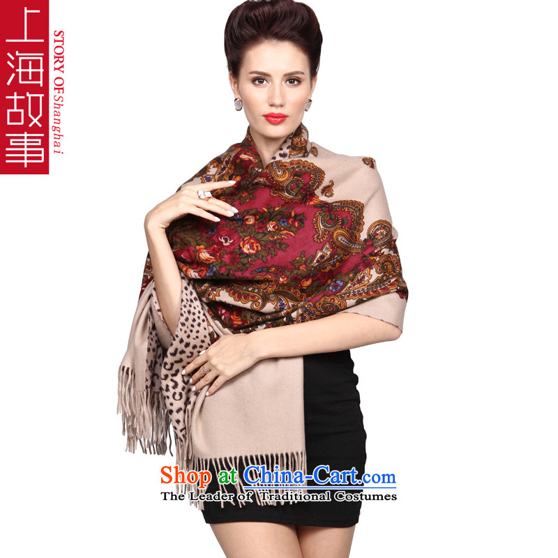 Shanghai Story's crowning glory thick pure cashmere shawls scarves luxury cashmere pashmina4313boast the dumping of