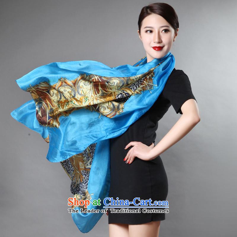 Korea wo silk ocean woven silk herbs extract Ms. stamp elegant female flower gift boxNo. 2