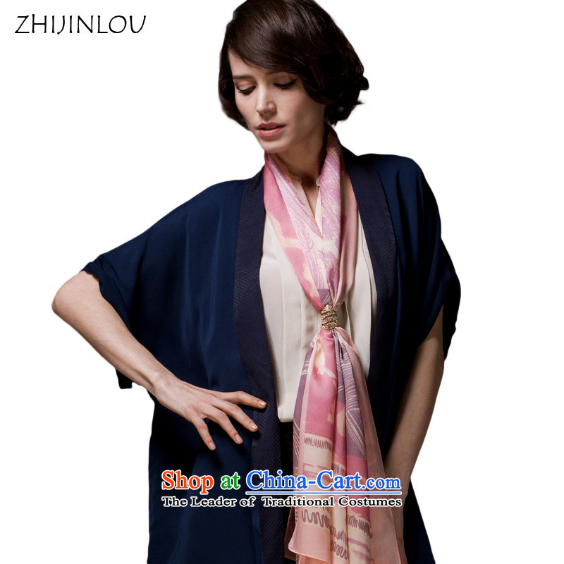 Tapestries floor silk scarves female long long spring and autumn, silk scarf shawl scarf gift able QE II