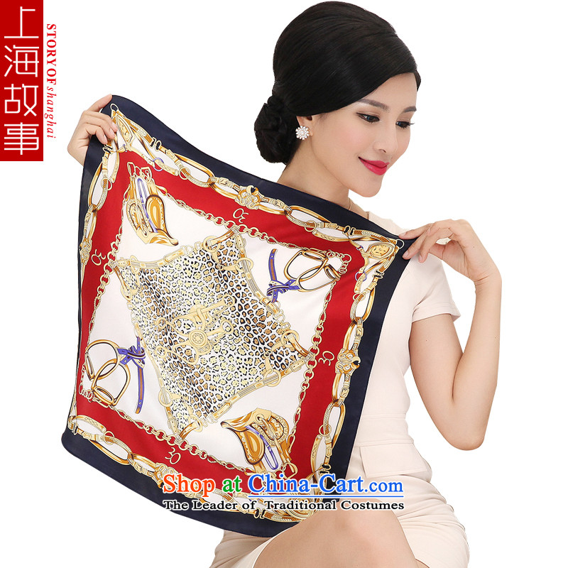 Shanghai Story silk small towel, Ms. genuine herbs extract upscale silk scarf silk scarves wholesale group 1#