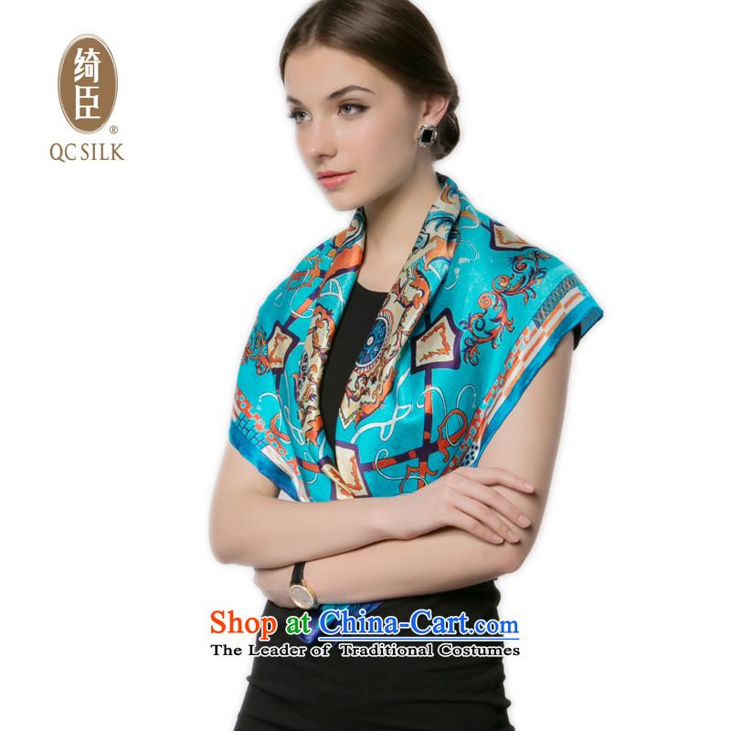 Cheer Chen Hangzhou genuine silk spring 2015 Ms. new silk scarves sauna silk scarf oversized shawl female card that gods