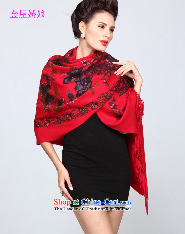 Shanghai Story's crowning glory thick pure cashmere shawls Cashmere scarf luxurious two pashmina golden house used to Madame Picture, prices, brand platters! The elections are supplied in the national character of distribution, so action, buy now enjoy more preferential! As soon as possible.