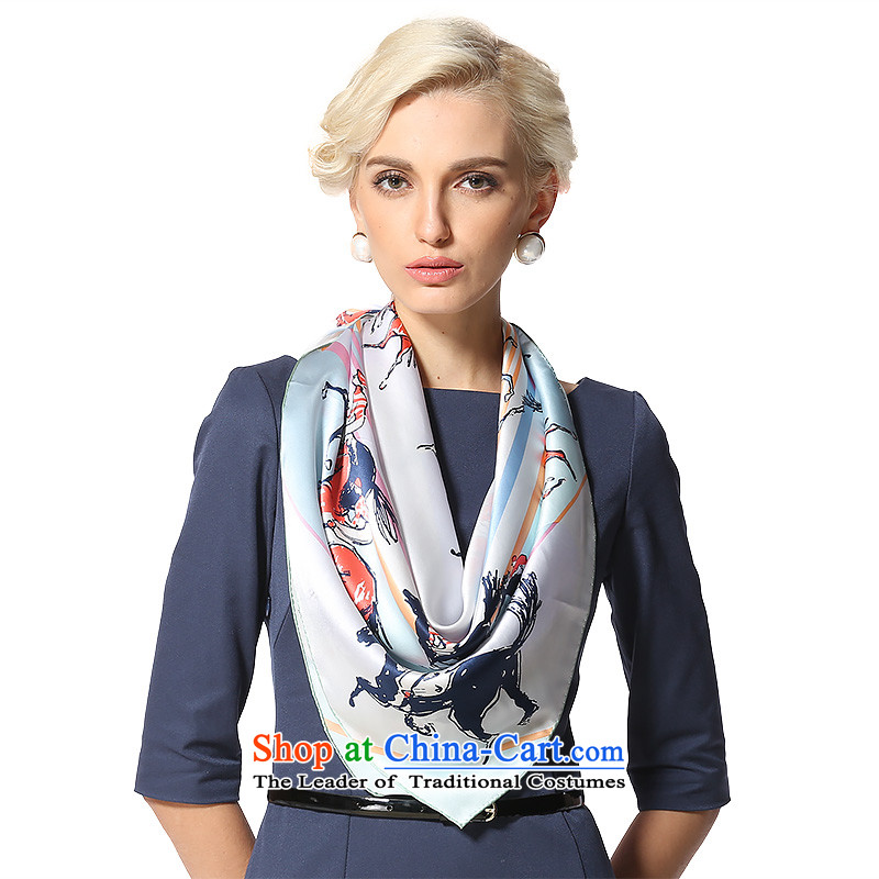 Gems butterfly silk scarf and classy2014 autumn and winter New President Dos Santos Fancy Scarf silk scarves/Arena4 color