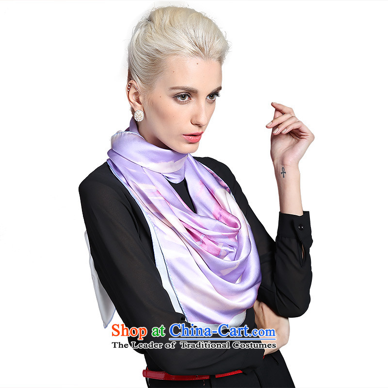 Gems butterfly silk scarf and classy2014 autumn and winter New President Dos Santos Fancy Scarf silk scarves/t ChinaNo. 2 Color