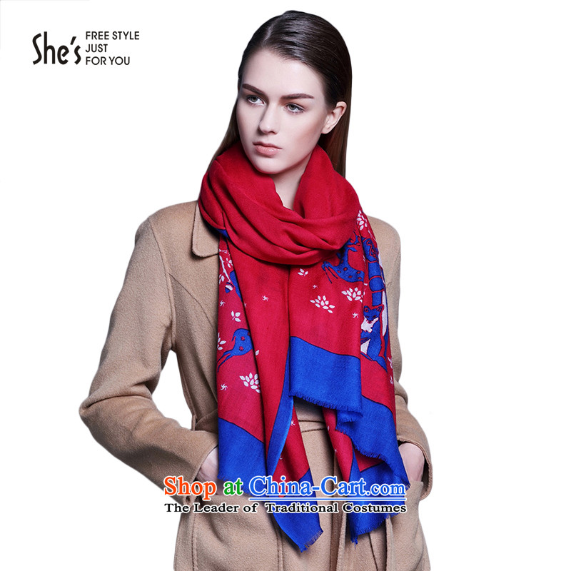 Mrs Ure sub funny she's forest animals stamp Australian wool scarves, air conditioning SSP9619269 shawl A3 are code