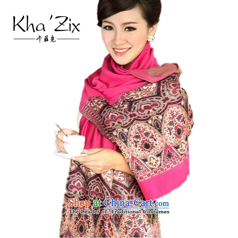 The end of the scarf women new kha'zix of Bohemia, long warm scarf shawlKZ903 great nationalethnic -WCU skin toner
