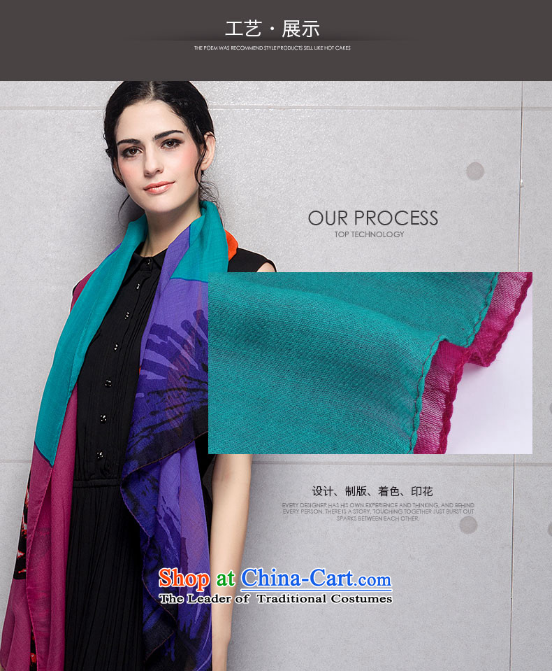 Ms Ina silk scarf Ms. wool warm and stylish a herbs extract large foreign domain shawl wind scarf autumn and winter red picture, prices, brand platters! The elections are supplied in the national character of distribution, so action, buy now enjoy more preferential! As soon as possible.