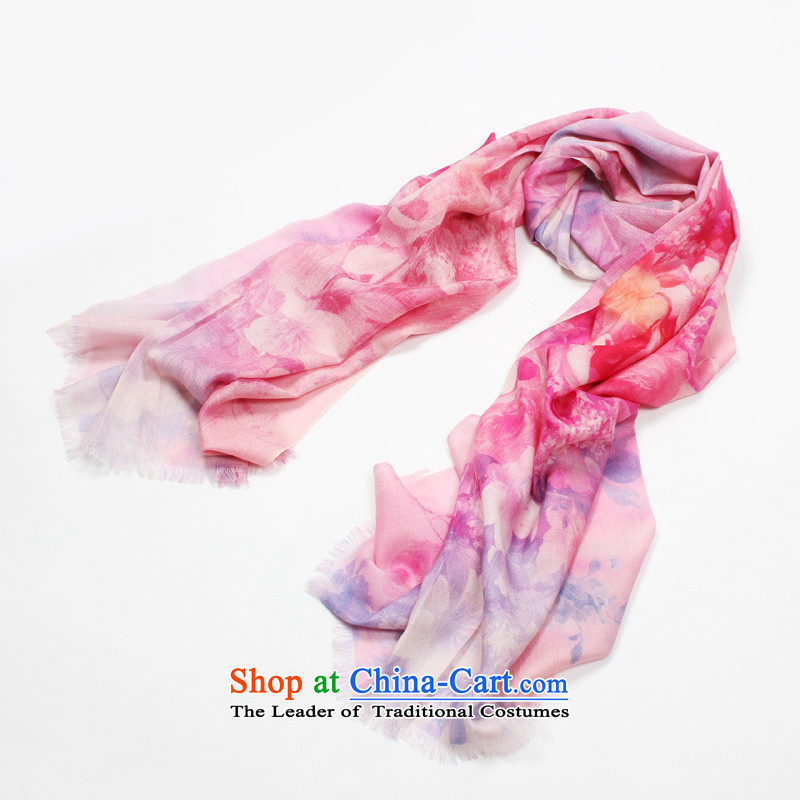 Shanghai Story genuine wooler scarf 2014 autumn and winter poster wooler scarf Ms. new warm shawl holiday gifts scarf procurement of goods to the payment of the lush