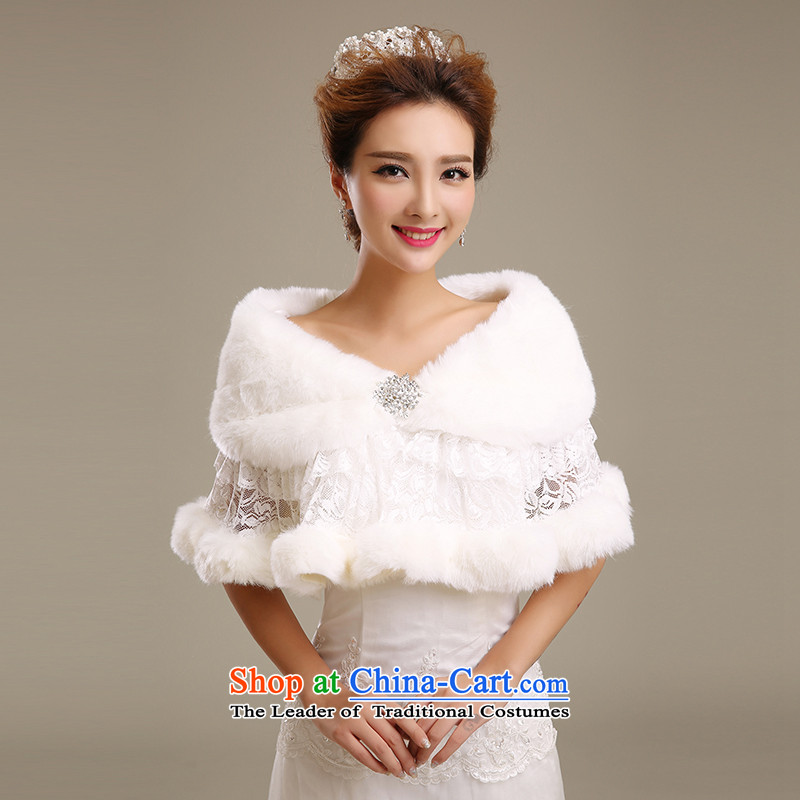 Embroidered is by no means a bride wedding dresses shawl qipao controls in shawls white bride shawl gross m White