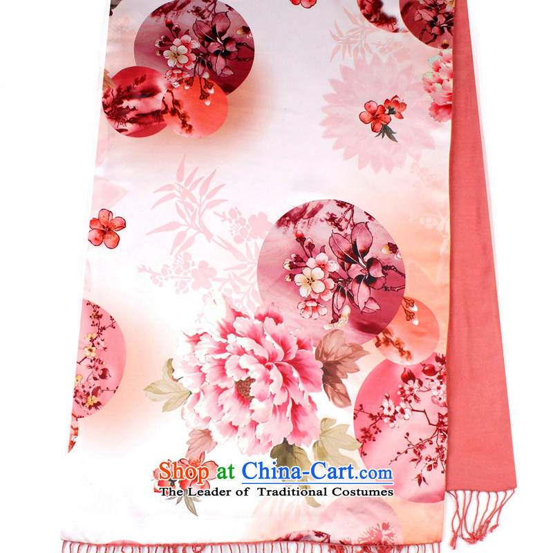 Shanghai Story thick scarves, double-decker brushed shawl fine stamp聽10_