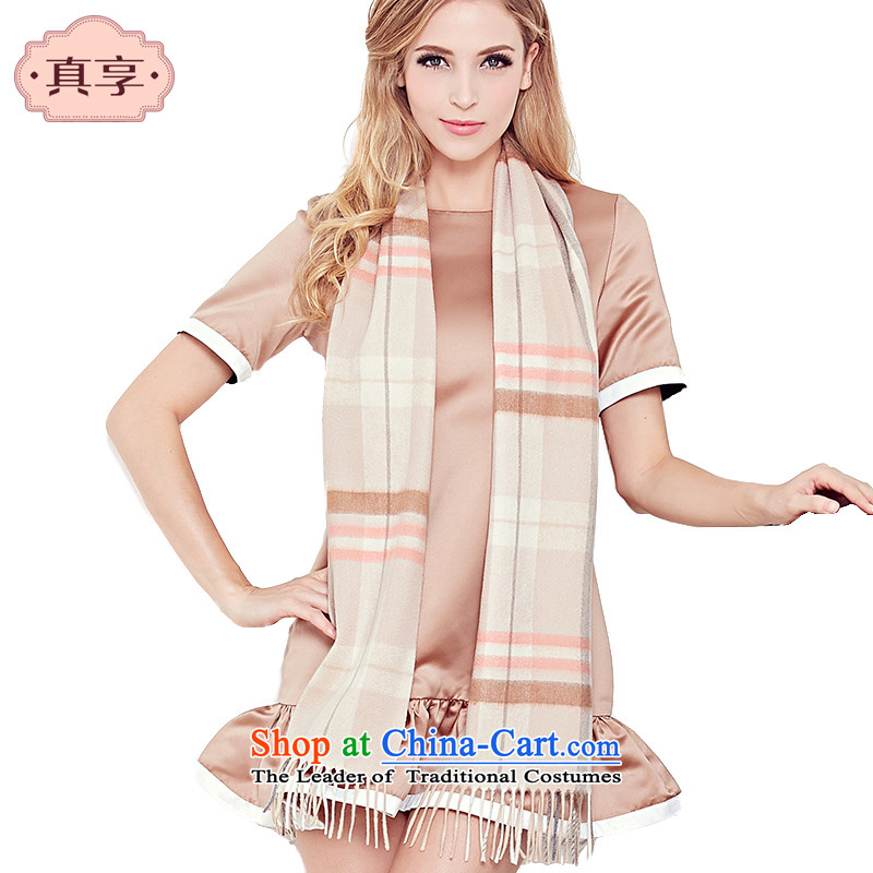 Enjoy true scarves, autumn and winter Cashmere scarf W189 warm light and color