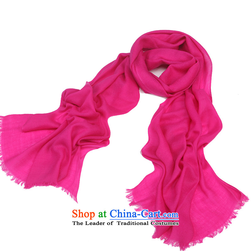 One meter animation wooler scarf of autumn and winter female 60 pixel color Australia wool warm and stylish Fancy Scarf8 colors to! The Red