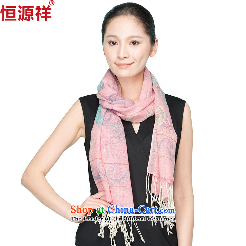 Hang Cheung Korean source, scarf of autumn and winter extension pure woolen shawl female wild thin, warm-Tai Wai Shing聽1304-1_
