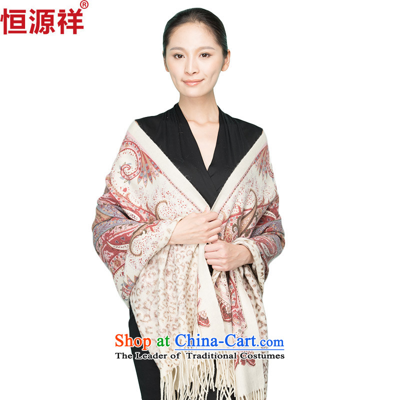 Ms. Cheung Hengyuan wooler scarf of autumn and winter Extra Large Long Female Leopard air-conditioned room with two shawls14 Gauge