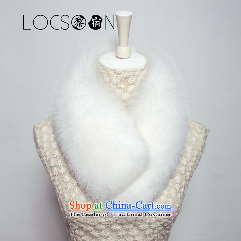 Lai LOCSOON places high gross consolidation tucking the Fox, a thick warm autumn and winter gross for pure white