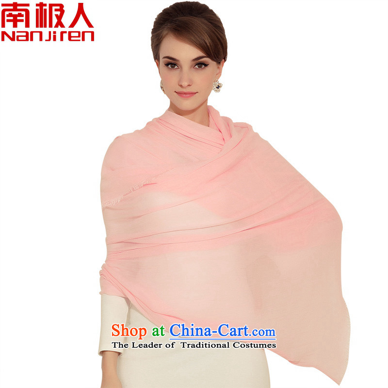 Ms. people and trendy Antarctic cotton solid color scarf leisure wild, Indian shawls a deep purple, Antarctica (nanjiren) , , , shopping on the Internet