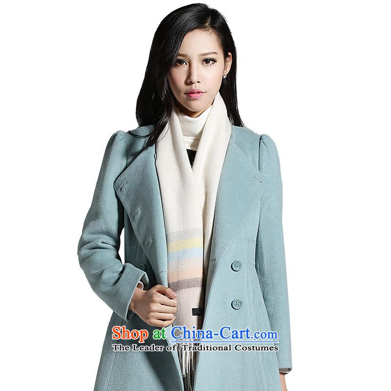 Gg import wooler scarf, autumn and winter, warm 2014 new a聽beige聽180_30cm AUZ01-4