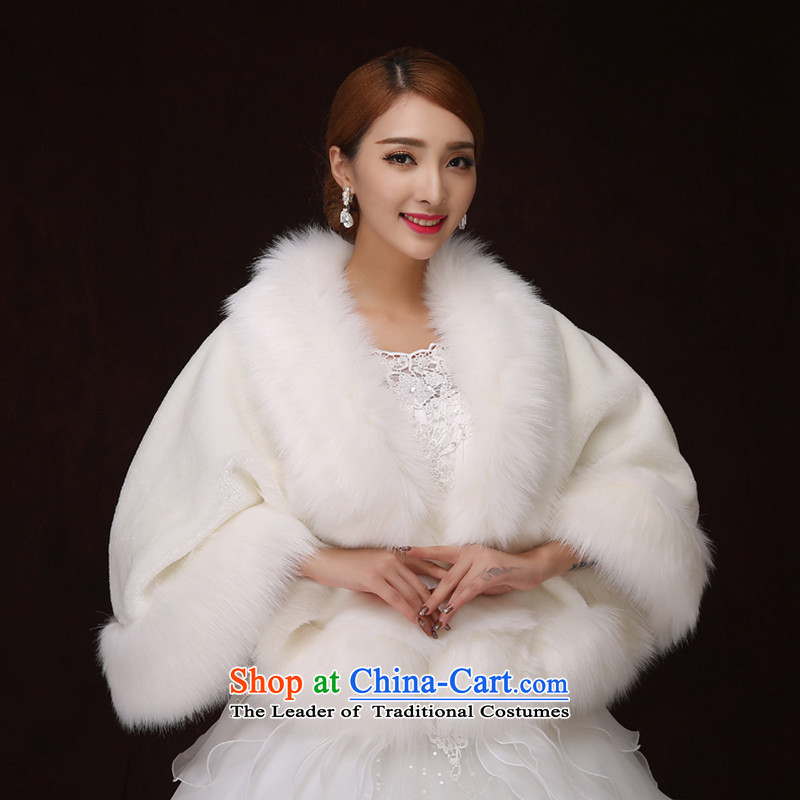 No new 2015 bride embroidered autumn and winter shawl warm wedding dresses qipao marriage with gross shawl