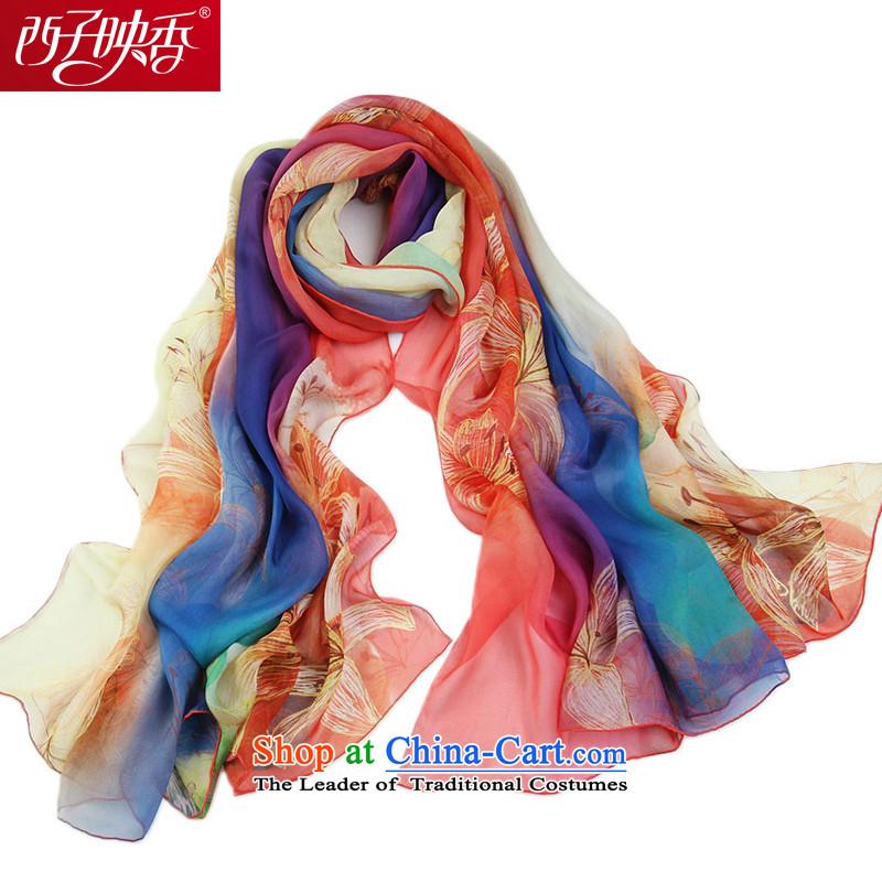 Hsitzu Hong silk scarves President Dos Santos silk scarves silk scarfs shawls also visit