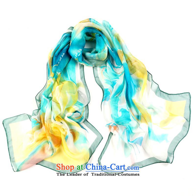 Shanghai Story silk scarves digital fabric silk scarf stylish sauna wild air-conditioning13# shawl