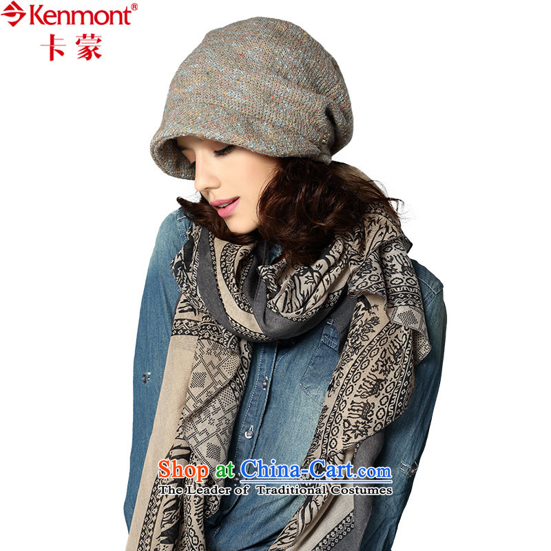 Winter scarves Pure Wool kenmont scarves, a wild shawl pashmina shawl stamp a Korean scarf long scarf 1953 Beige