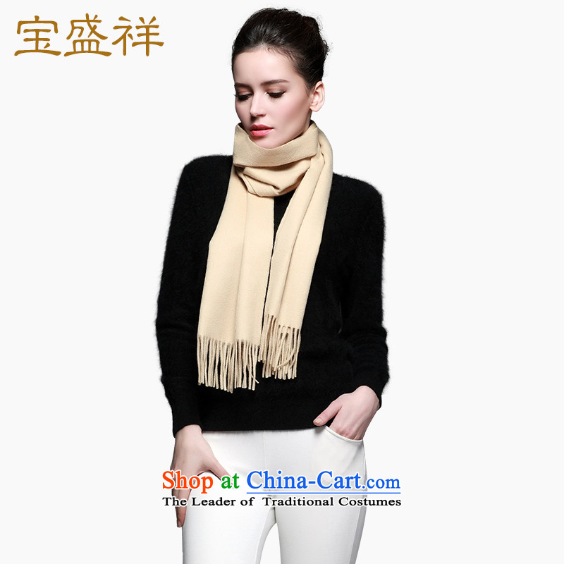Eric blossom autumn and winter Cashmere wool scarves new classic plain solid, wool and also handkerchief scarf and color