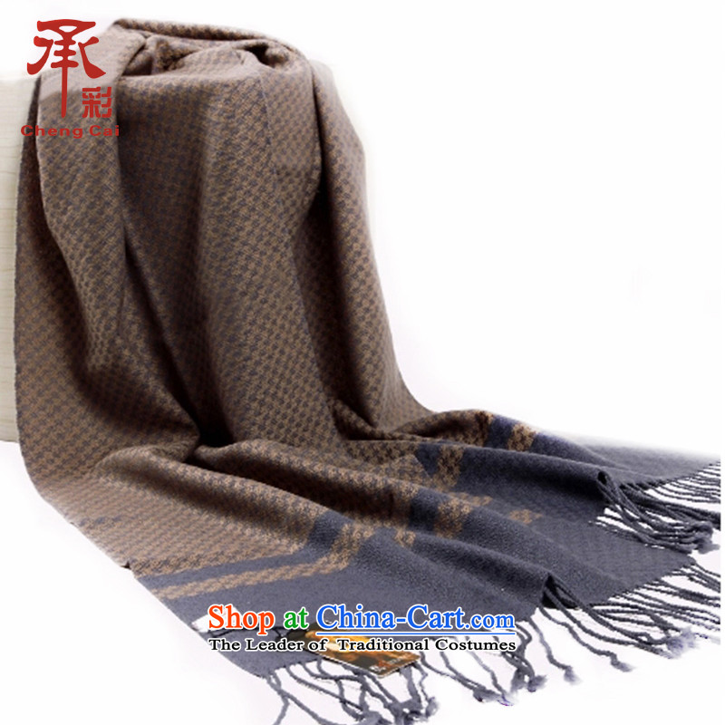 The new 2015 autumn and winter New Pure Wool men warm classic England scarf scarfwy282 business qualityDark Blue