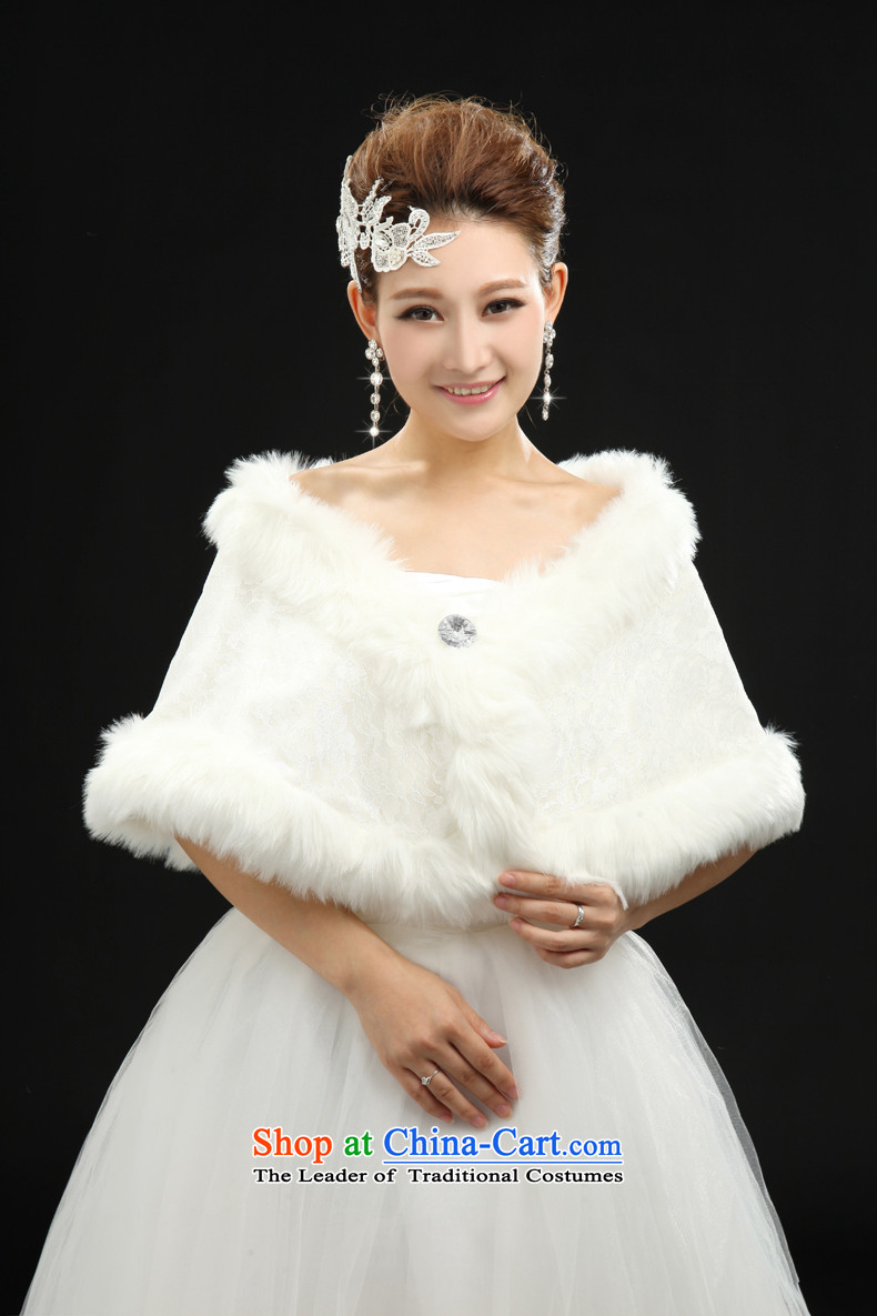 2015 new wedding shawl bridal shawl marriage accessories dress shawl lace the spring and fall Jacket