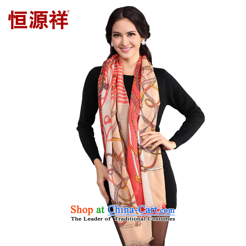 Hengyuan Cheung thin wooler scarf Hengyuan Cheung scarf scarf female winter聽10222
