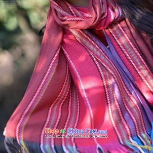 Gigi Lai fine Korean Mai trend van warm shawl women minimalist style wild scarf New Home