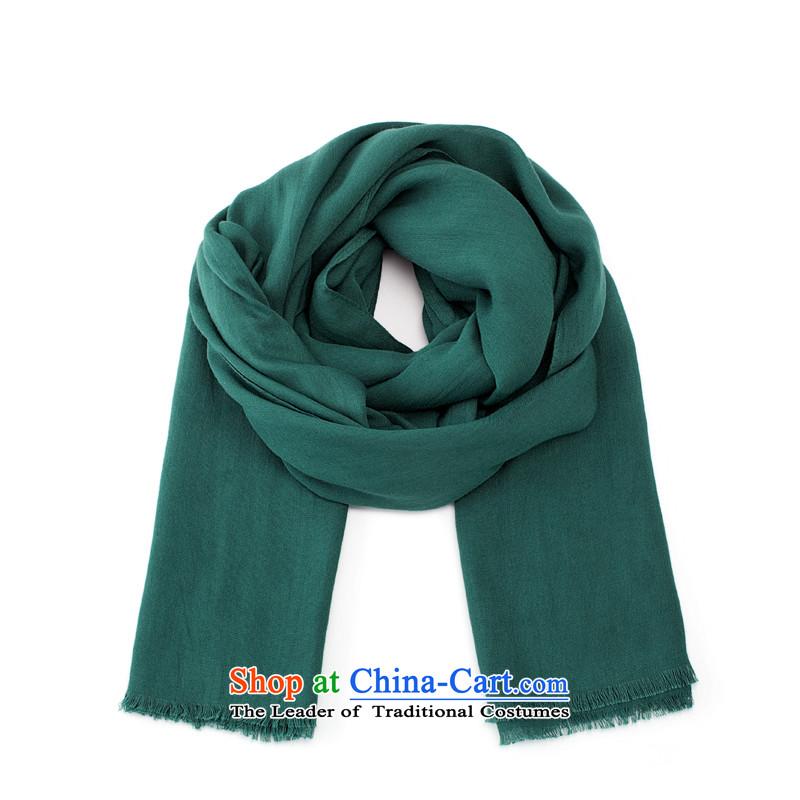 Athena Chu Cayman 2015 minimalist scarf pure color pixels arts wild 851140021 net deep Diane Green