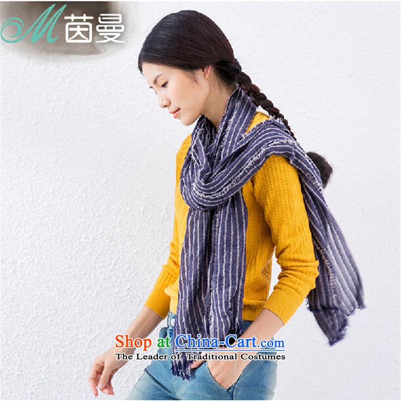 Athena Chu-chun, scarves Cayman 2015 streaks minimalist design arts wild 851140031 Purple