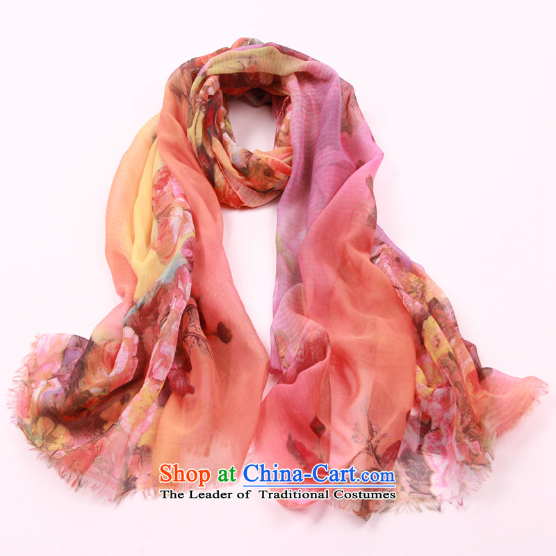 Shanghai Story leisure wild cotton scarf of ethnic spring and autumn) Fancy Scarf5#