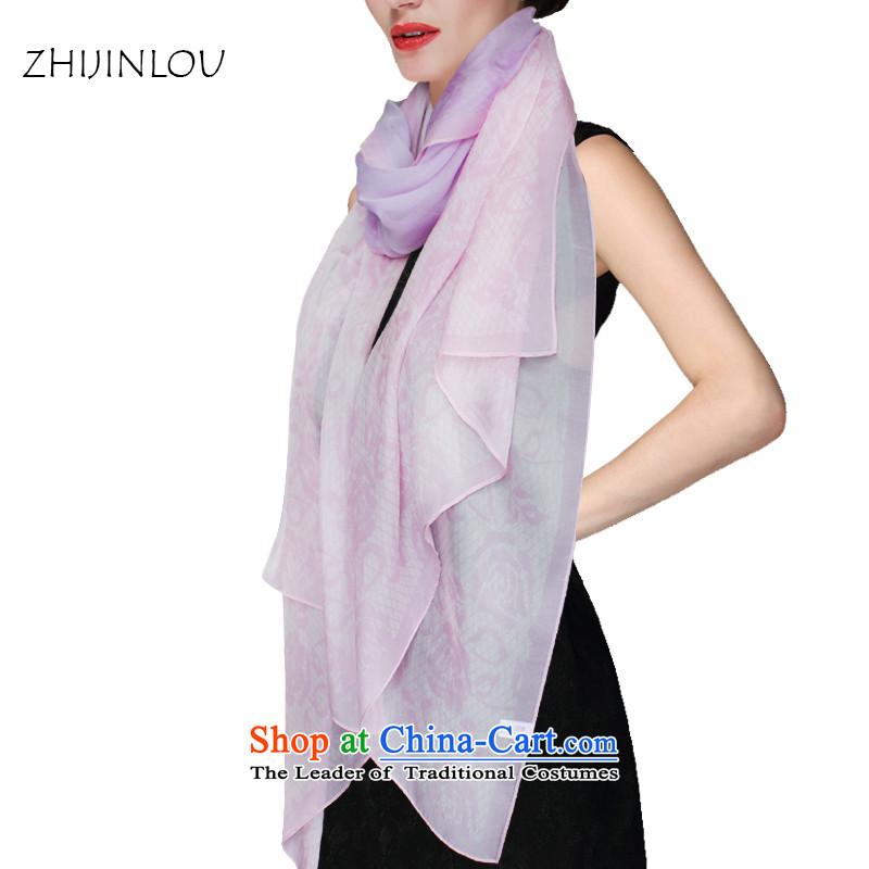 Tapestries floor silk scarves summer sunscreen silk scarf lace stamp silk scarfs Women's Sauna silk shawls queen DANEWIN BLOSSOM