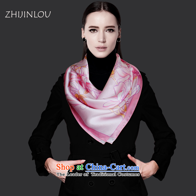 The spring and summer of floor polish tapestries new stamp silk scarf silk scarf and classy women sauna silk scarf shawl gift muck post