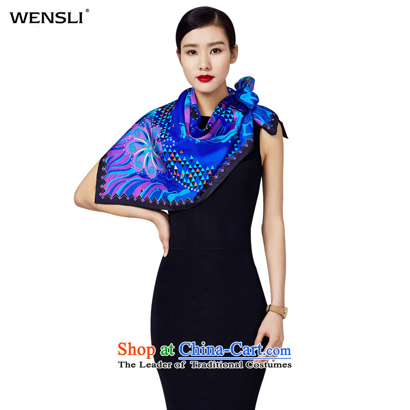 The Spring and Autumn Period, scarves wensli silk and classy towel herbs extract stamp shawl scarf gift Horoscope Series Mysterious World