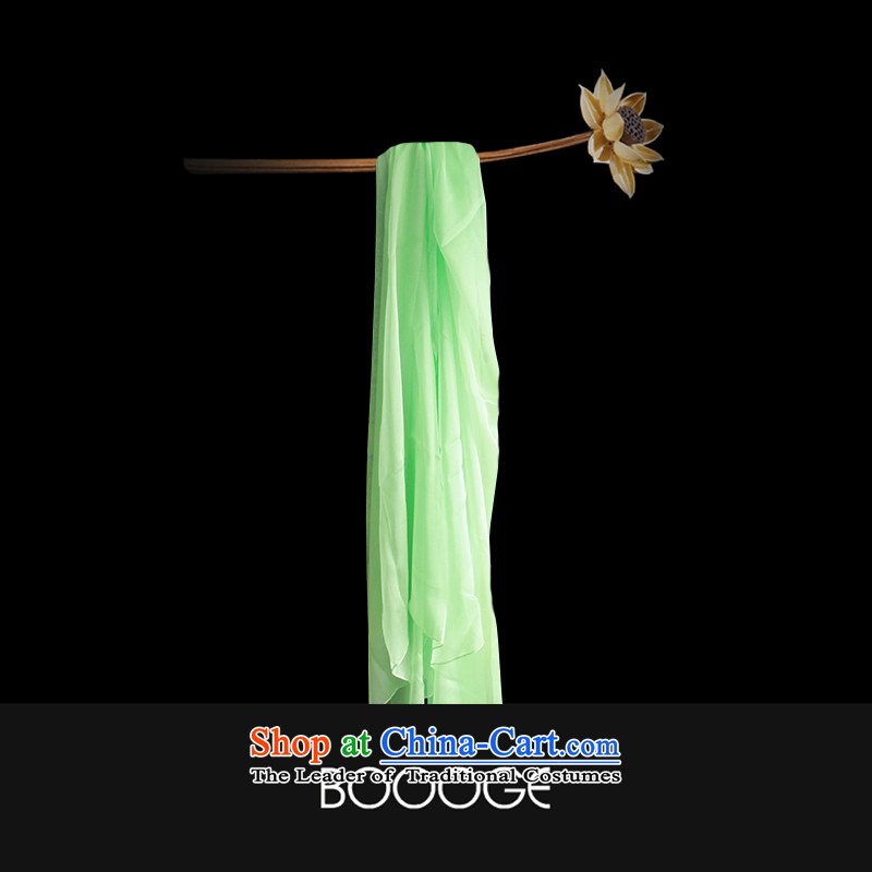 Summer BOOOGE silk scarfs pure color sunscreen silk scarf beach towel extra large silk air-conditioning shawl silk scarves sunscreen shawl Grass green
