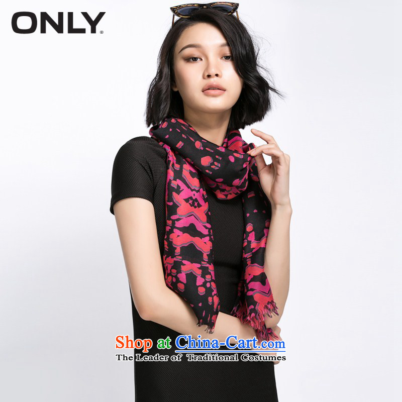 Load New autumn ONLY2015 soft side processing stamp creative scarf female |115388002 078 cherry red are code