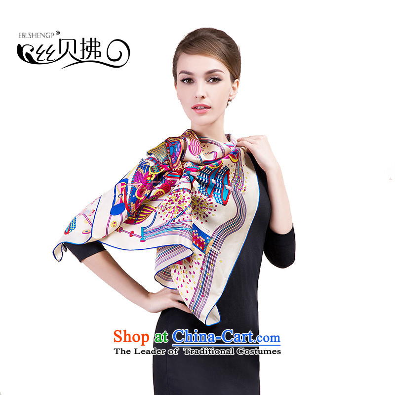 The population of the prevailing breezes upscale Addis Ababa eblshengp Ms. silk scarfs autumn new and classy towel herbs extract gift silk scarf Chuseok gifts gift
