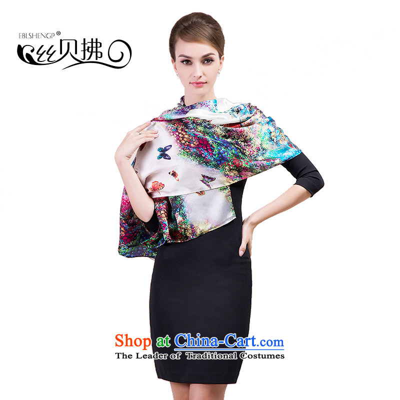 The population of the prevailing breezes upscale Addis Ababa eblshengp silk long silk scarf herbs extract silk scarf upscale silk scarfs women cape sunscreen gifts gift