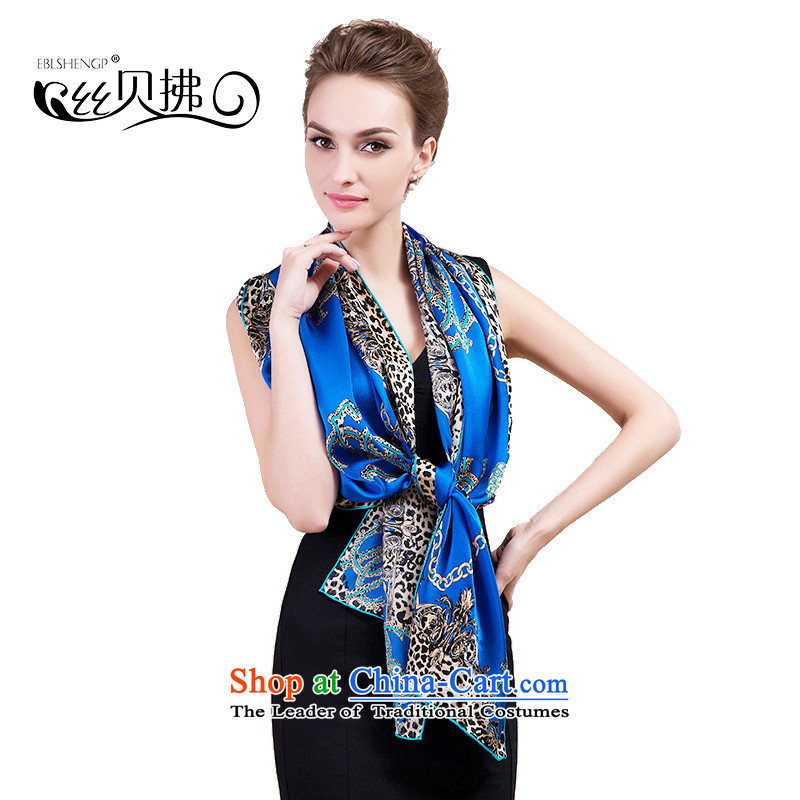 Addis Ababa stroking eblshengp silk scarves, herbs extract silk scarf gift long towel gifts gift