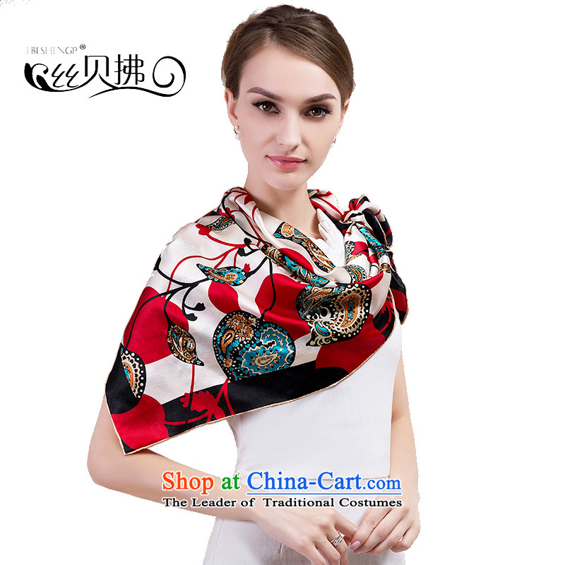 Ms. Sadik Addis Ababa stroking eblshengp silk scarfs autumn new and classy towel herbs extract gift silk scarf gifts gift