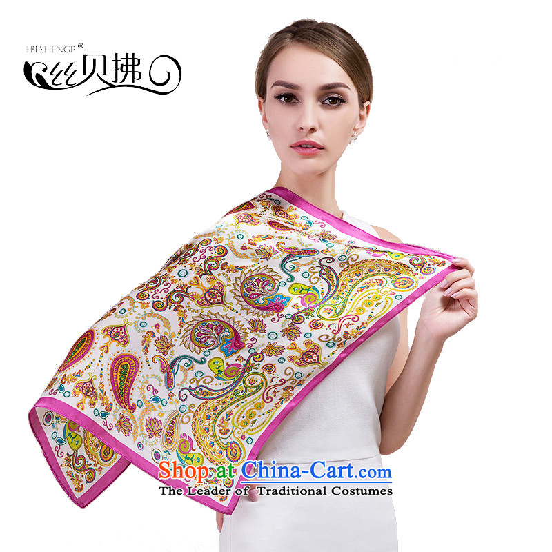 The population of the prevailing breezes Addis Ababa eblshengp silk small towel herbs extract small towel female spring and autumn wild small silk scarf scarf gifts gift