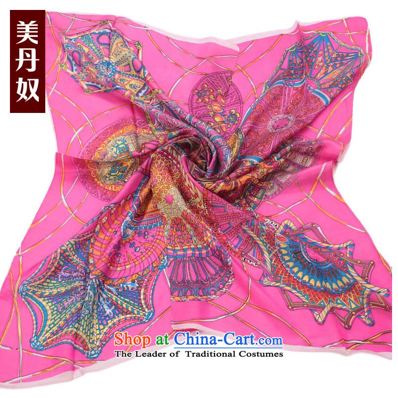 The United States House of bin Laden and classy silk scarf sauna silk scarves summer Ms. wild fancy scarf80*80cmDreamworld