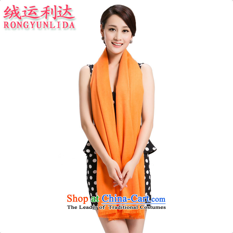 Lint-free operation up to the autumn and winter 2015 new pashmina solid color woolen shawl a large red Style 3 are code